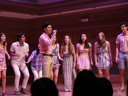 Annual Arts Weekend Celebrates Student Creativity & Performance