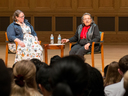 """Before We Met You, We Loved You"": Civil Rights Leader Diane Nash Delivers Levinson History Lecture"