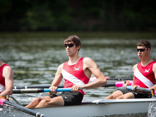 Bobby Moffitt '12 Competes at World Rowing Championships