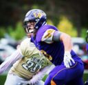 Sam Gowen '14 Receives Football Team Award in Senior Year at Williams