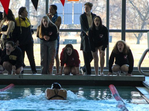 Saints Swimmers Dominate at DISC Championship