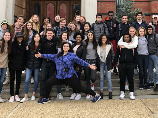 VI Formers Visit the Nation's Capital