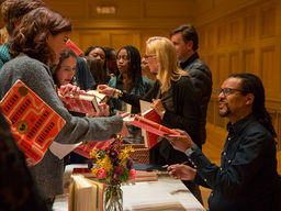 Colson Whitehead, author of The Underground Railroad, Visits St. Andrew's