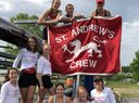 SAS Crew Season Wraps Up with Successful Runs at National Regattas