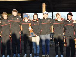 Boys Cross-Country Places Second at States, Finishing One of Strongest Seasons in School History