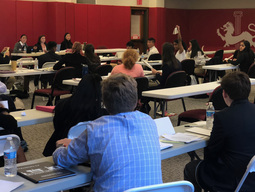 Saints Model UN Club Hosts First Annual SASMUN Conference
