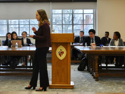 SAS Mock Trial Team Competes in State Tournament