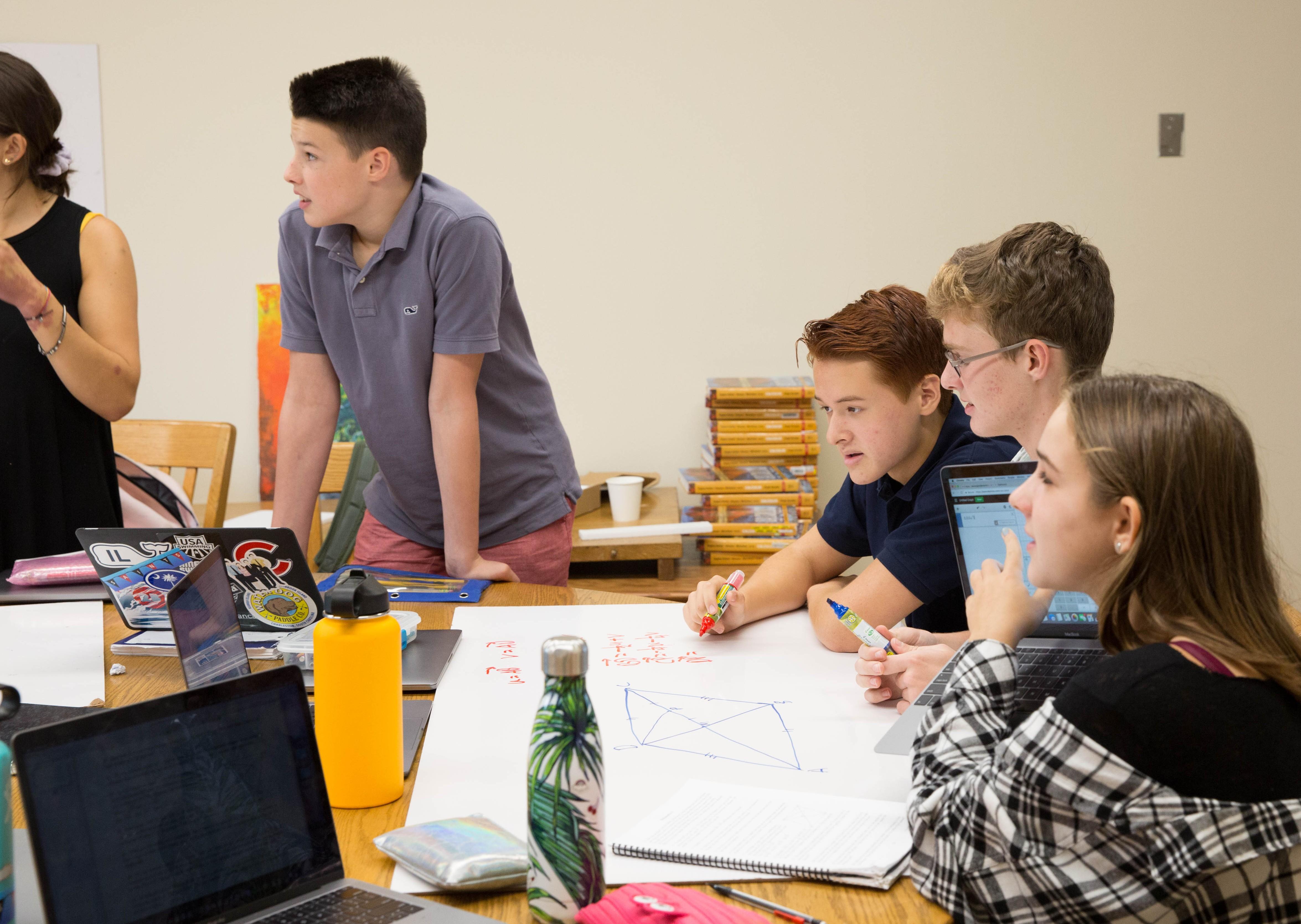 Mathematics - St  Andrew's School