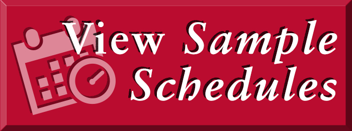 New Schedule Information  St AndrewS School