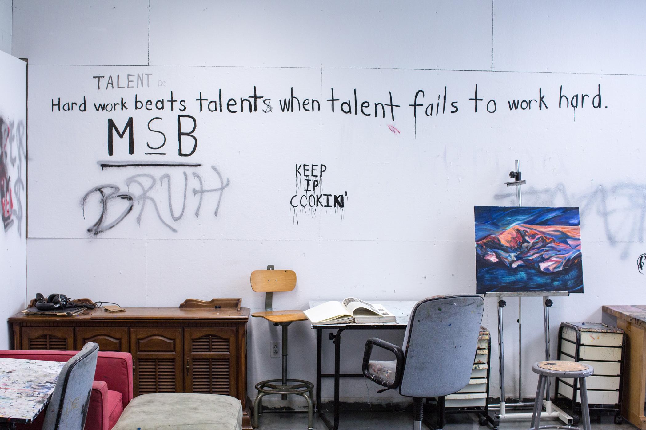 creative writing bachelor london